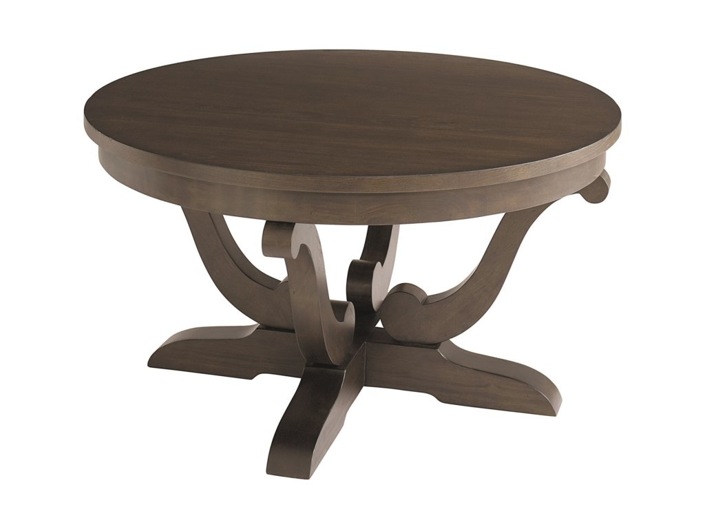 Bassett ProvenceRound Cocktail Table