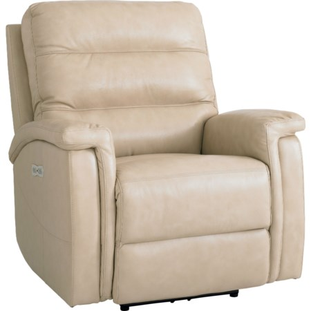 Motion Recliner with Power Adjustable HR