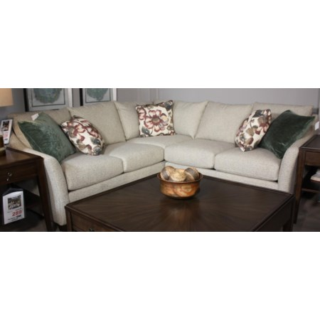 Cleo Sectional Sofa