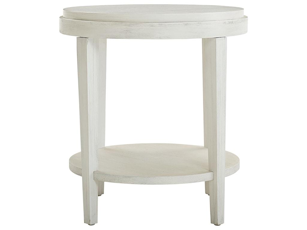 Bassett VenturaRound End Table