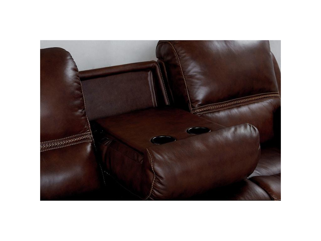 Bassett Williams - Club Level by BassettPower Reclining Sofa