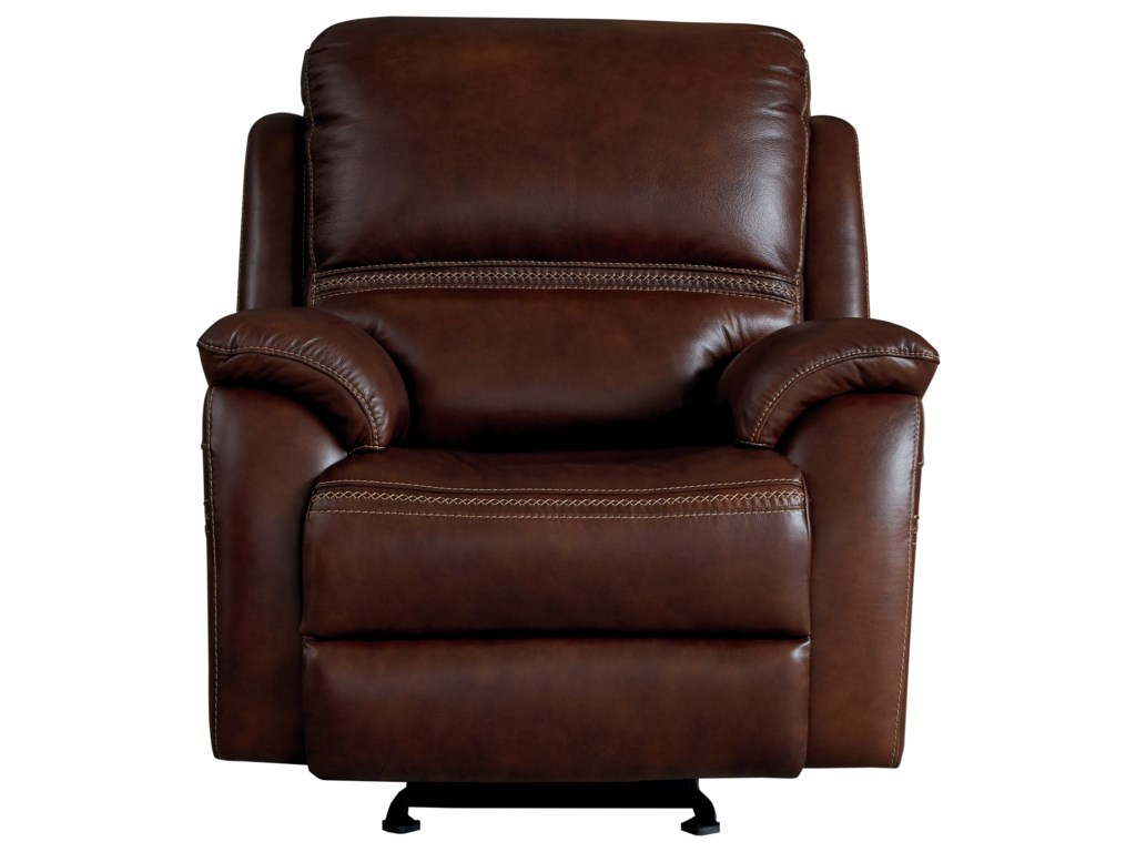 Bassett Williams - Club Level by BassettPower Glider Recliner