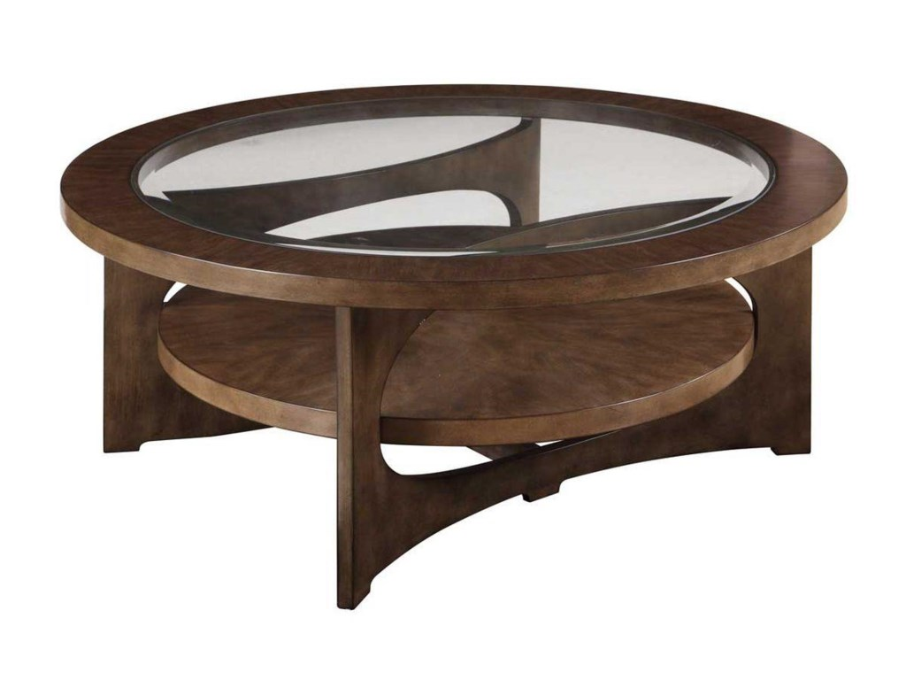 Bassett Mirror AlfordCoffee Table