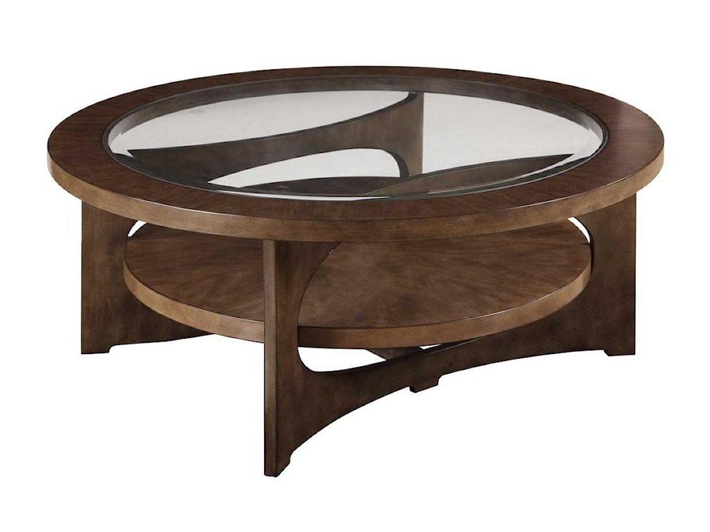 Bassett Mirror AlfordCoffee Table