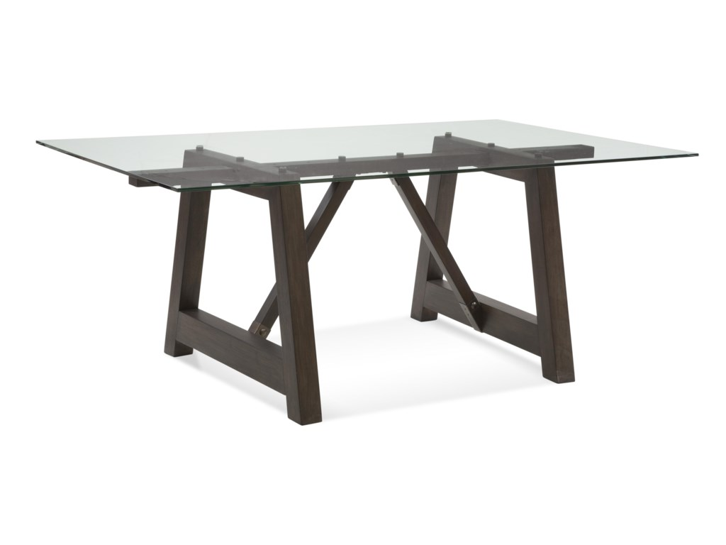 Bassett Mirror Belgian LuxeEllsworth Dining Table