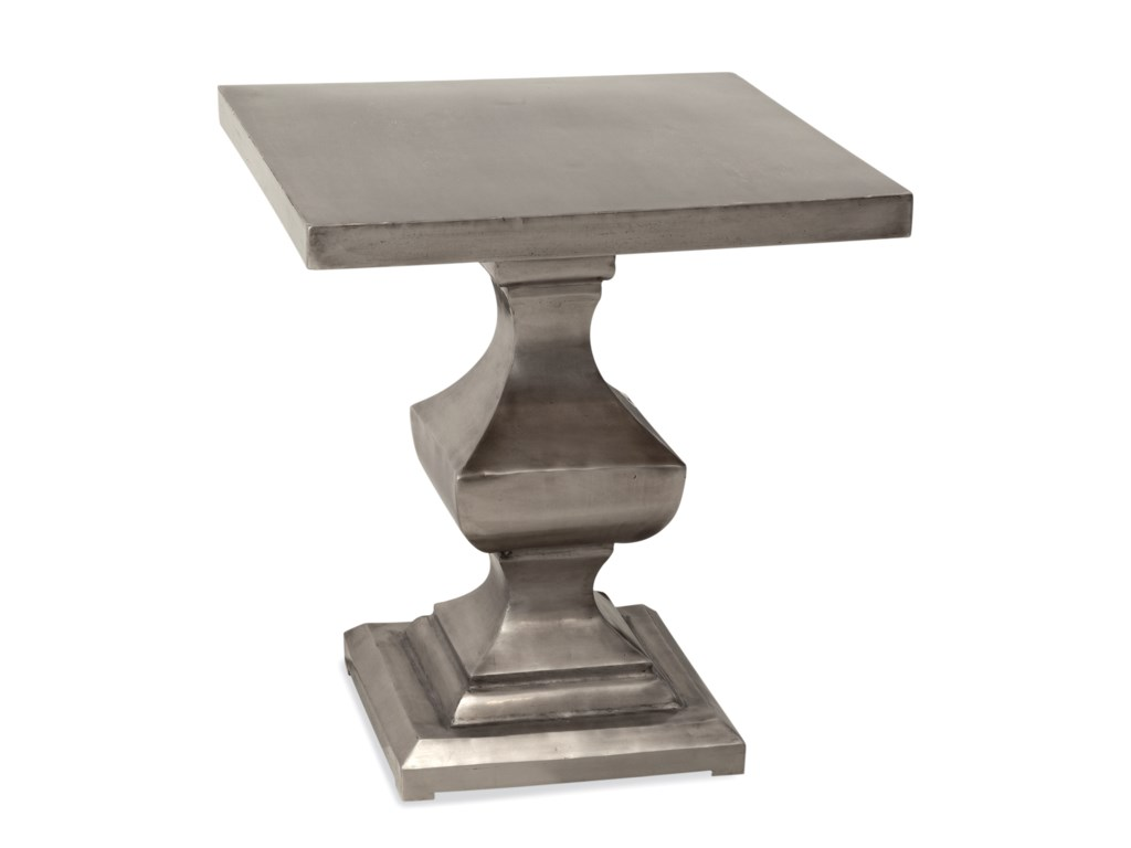 Bassett Mirror Belgian LuxeEmmit Square End Table