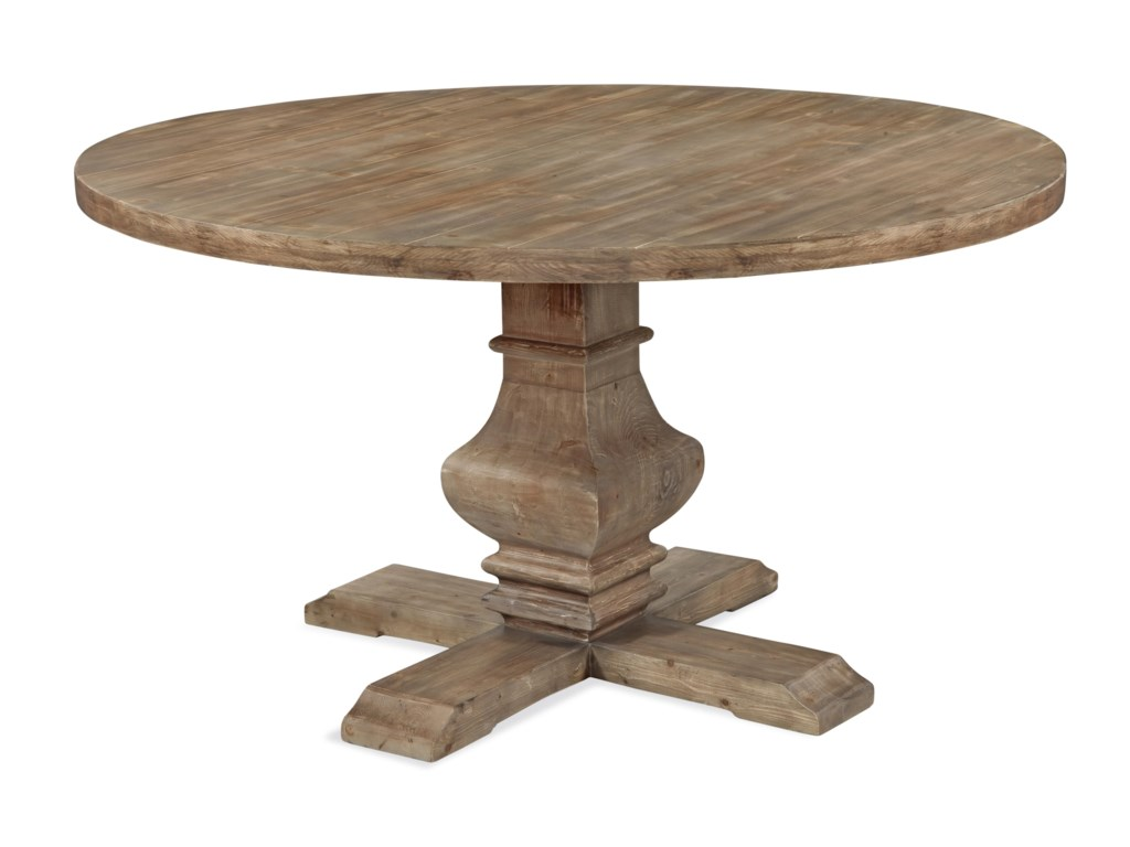 Bassett Mirror Belgian LuxeKinzie Round Dining Table
