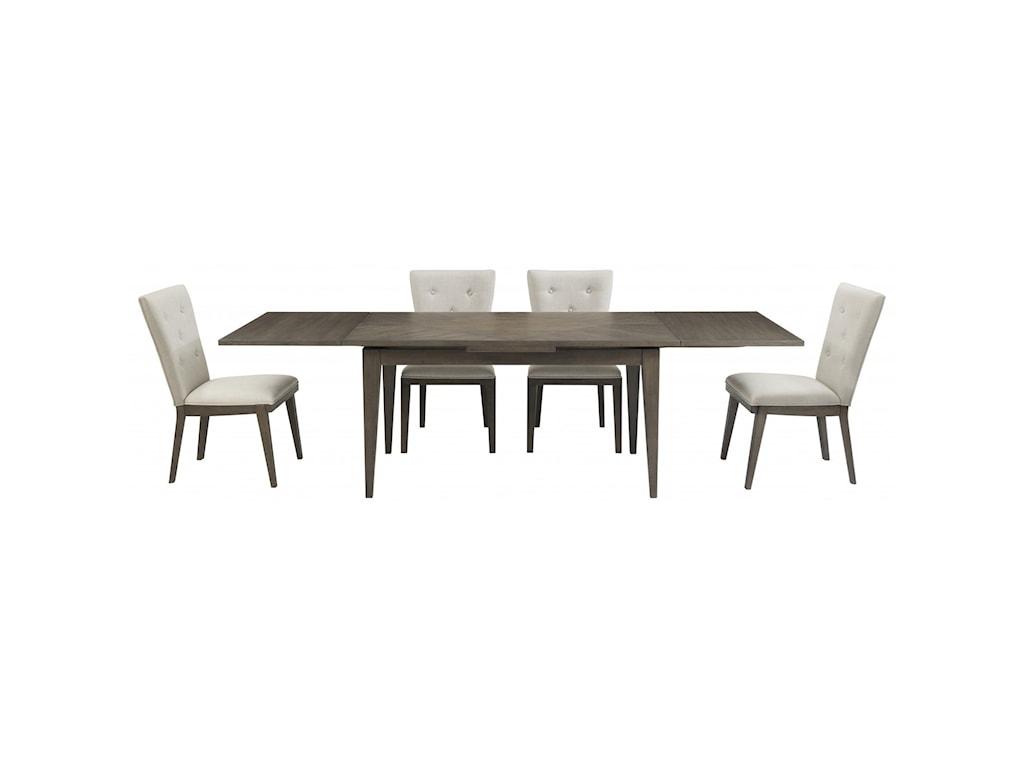 Bassett Mirror Belgian LuxeSamara Refectory Table