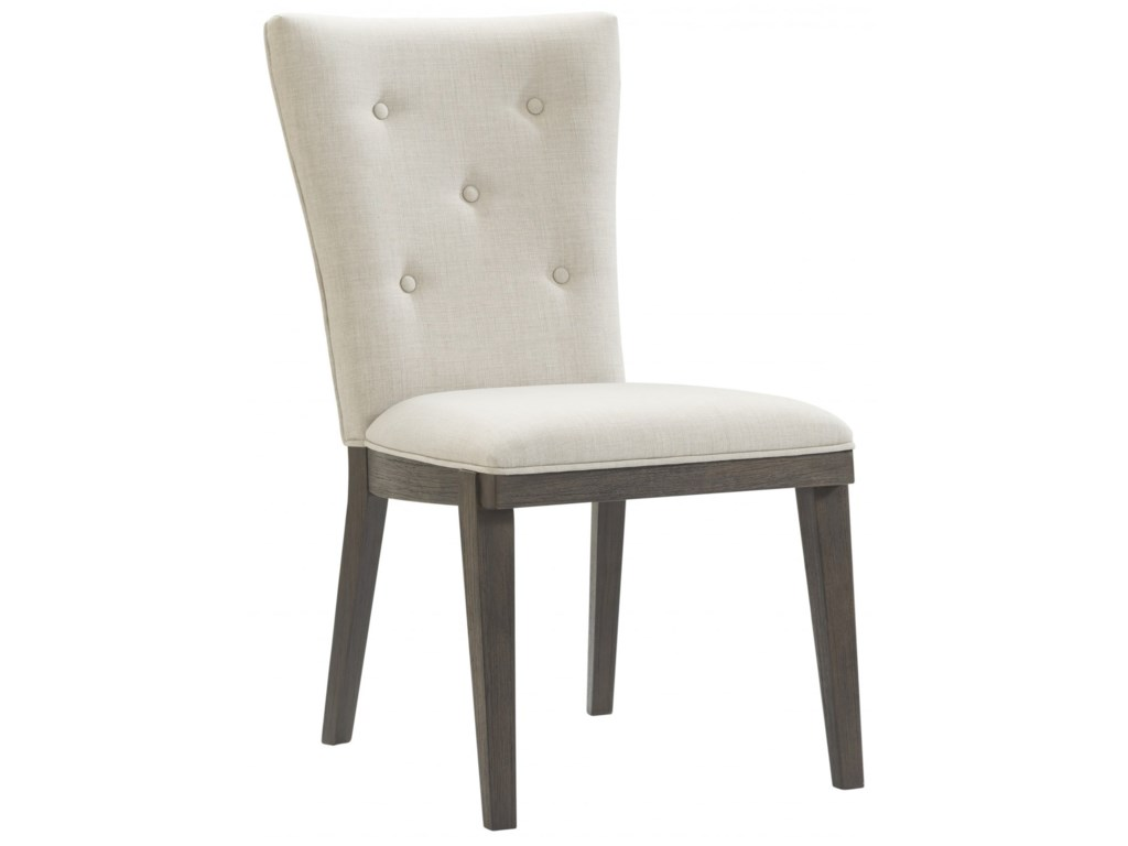 Bassett Mirror Belgian LuxeSamara Side Dining Chair