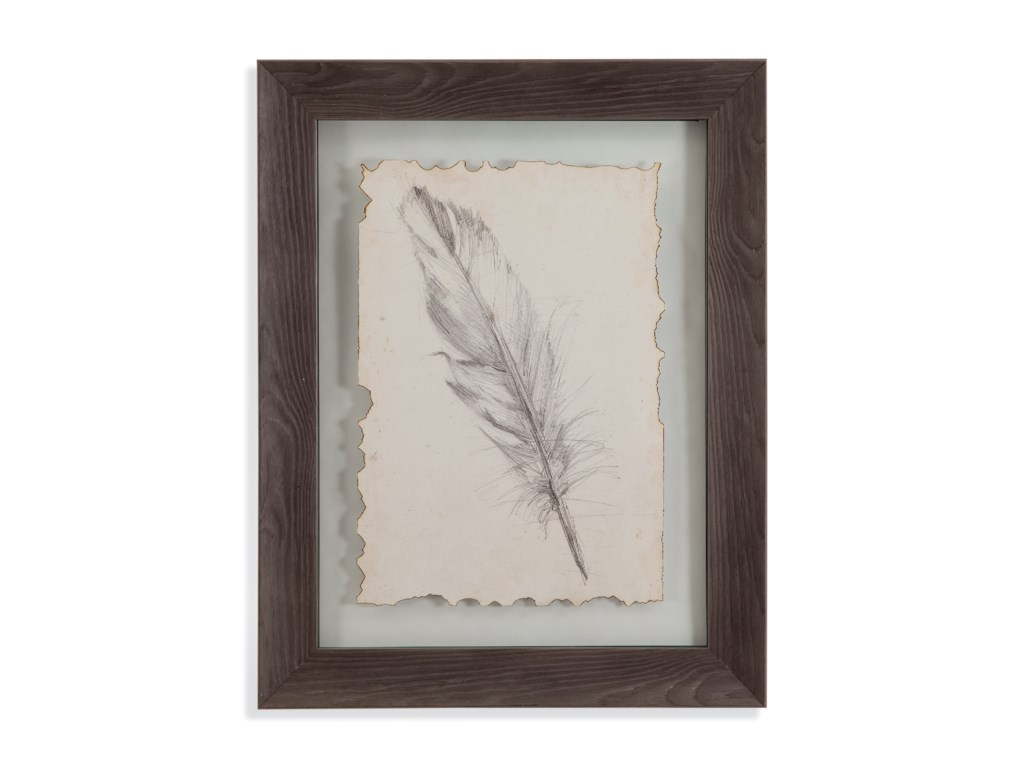 Bassett Mirror Belgian LuxeFeather Sketch III