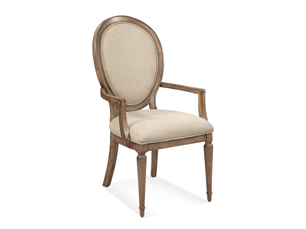 Bassett Mirror Belgian LuxeEsmond Arm Chair