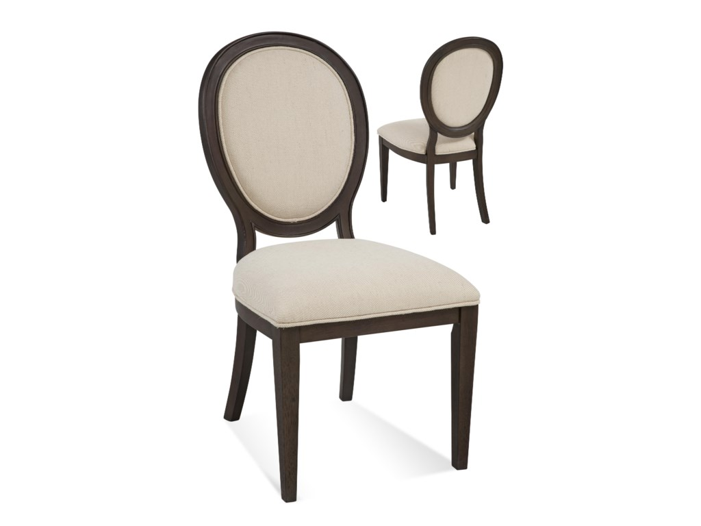 Bassett Mirror Belgian LuxeCornelia Side Chair