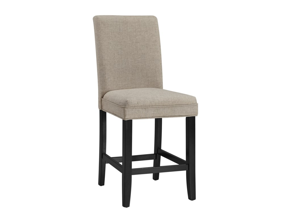 Bassett Mirror Belgian LuxeColby Side Bar Stool