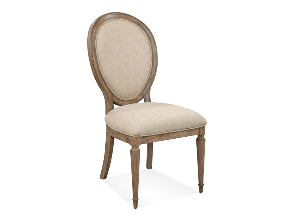 Bassett Mirror Belgian LuxeEsmond Side Chair
