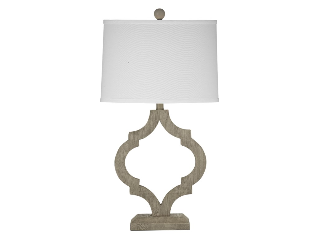 Bassett Mirror Belgian LuxeDenton Table Lamp