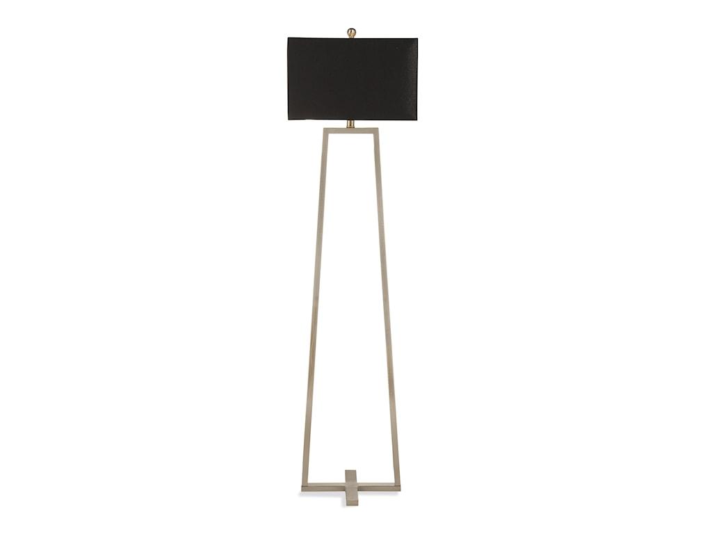 Bassett Mirror Belgian LuxeWesley Floor Lamp