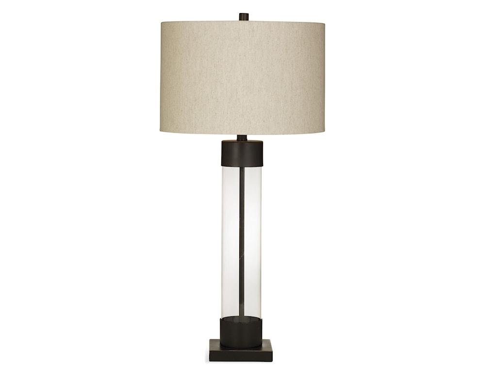 Bassett Mirror Belgian LuxeHaines Table Lamp