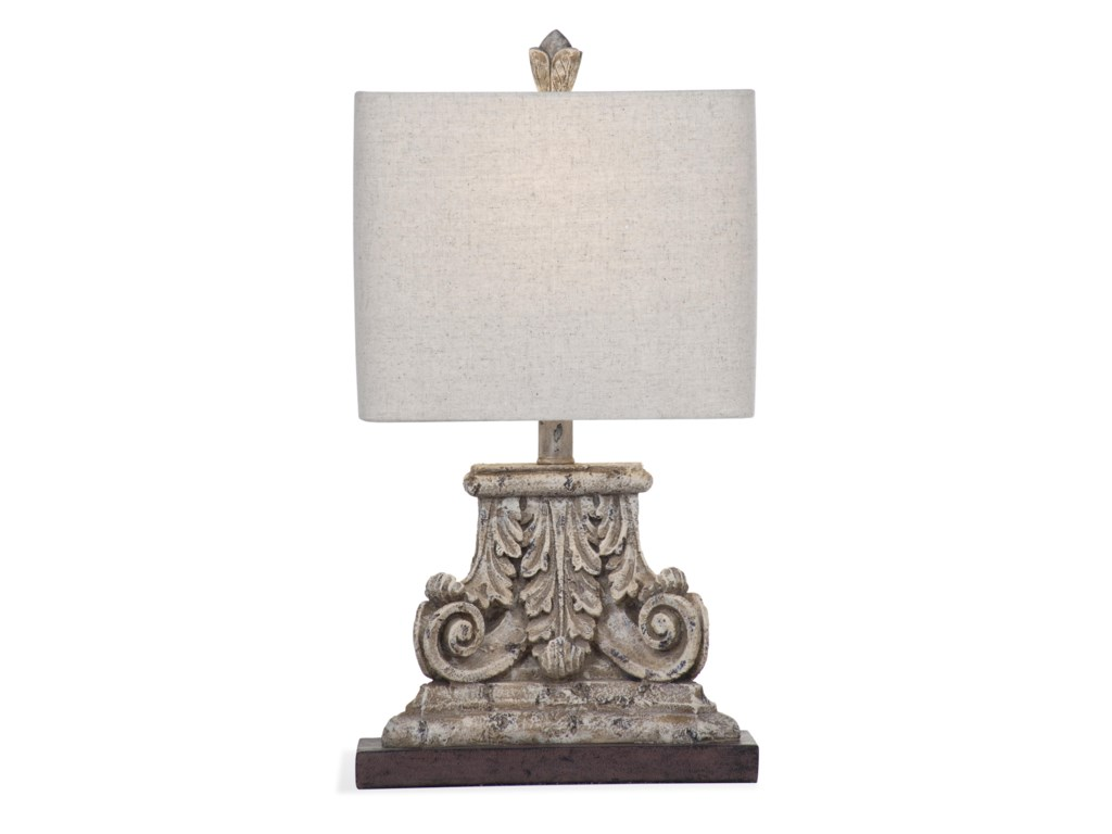 Bassett Mirror Belgian LuxeLachlan Table Lamp