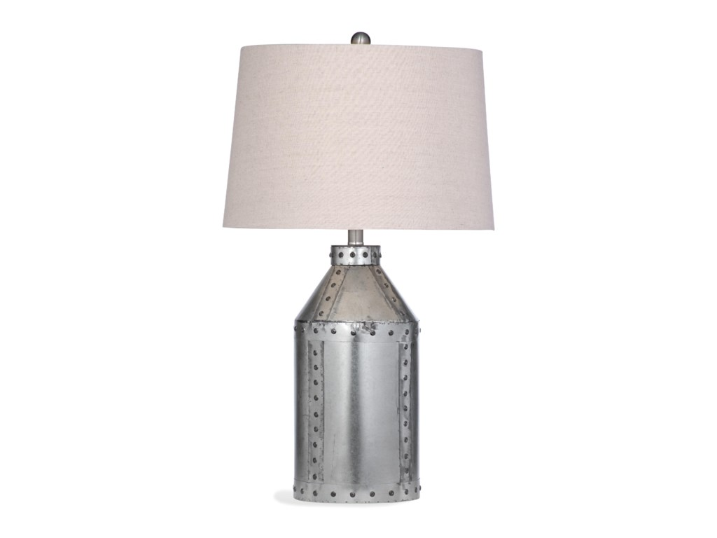 Bassett Mirror Belgian LuxeHartley Table Lamp