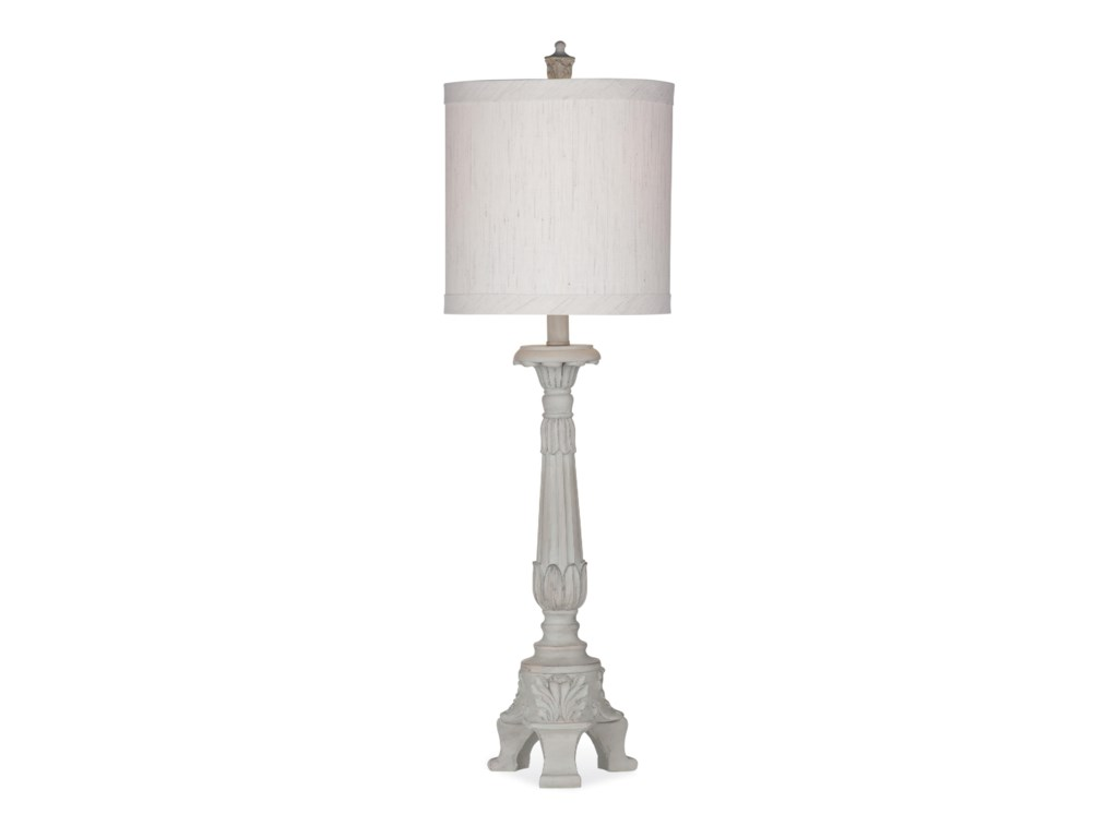 Bassett Mirror Belgian LuxeDerrick Table Lamp