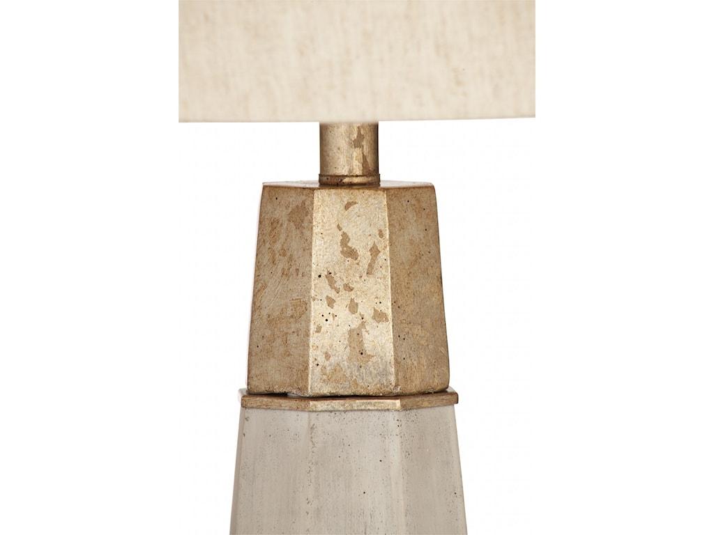 Bassett Mirror Belgian LuxeRowan Table Lamp