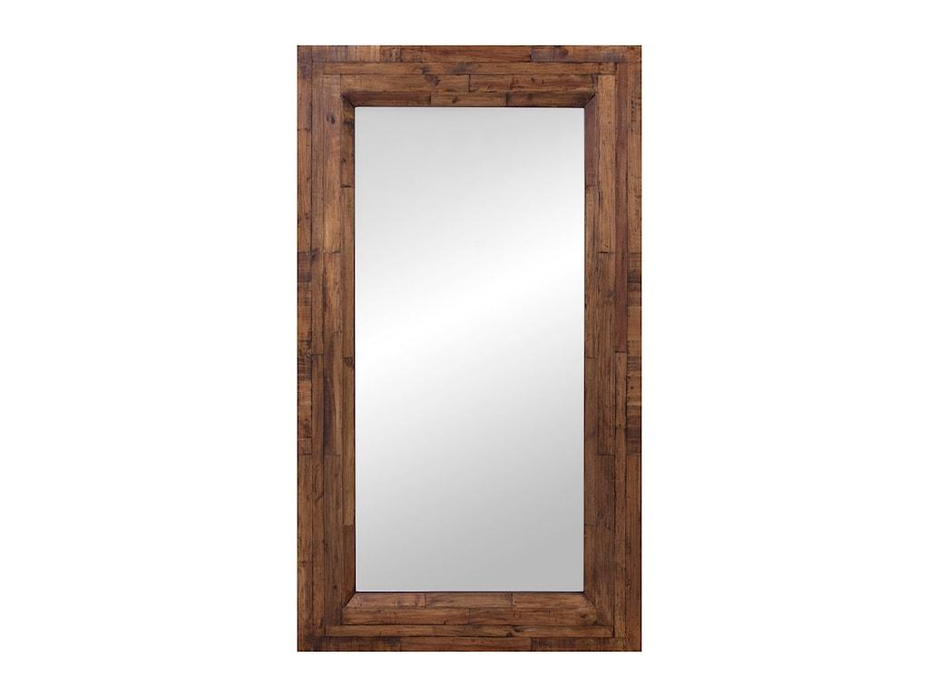 Bassett Mirror Belgian LuxeHiggins Leaner Mirror