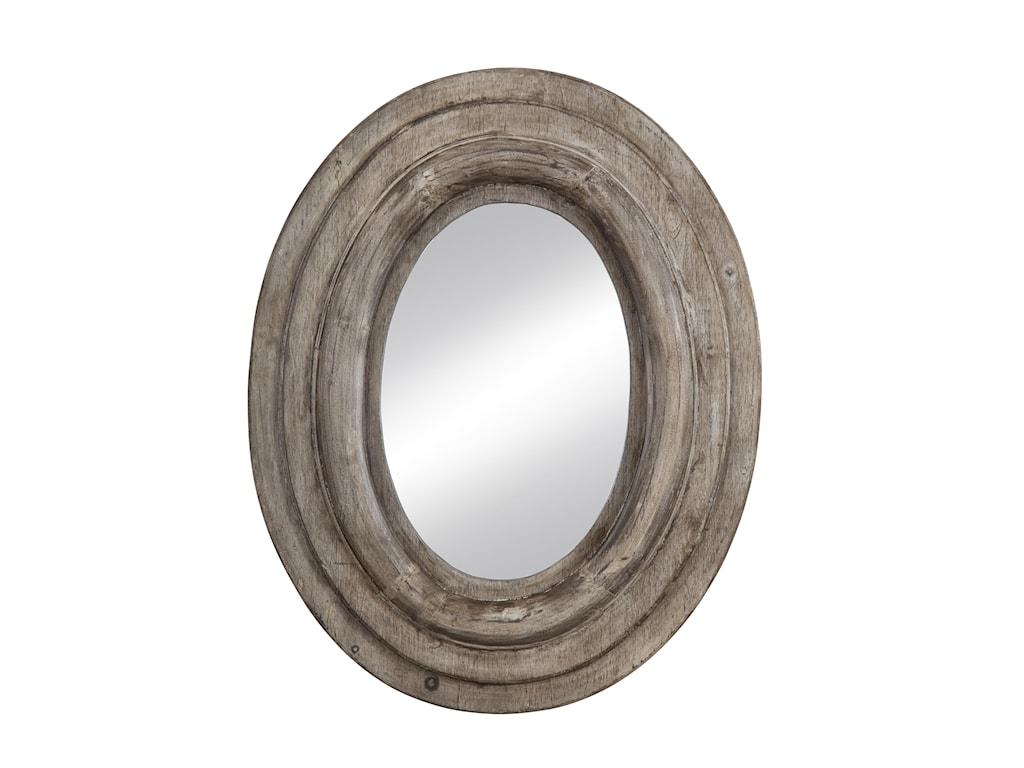 Bassett Mirror Belgian LuxeLogan Wall Mirror