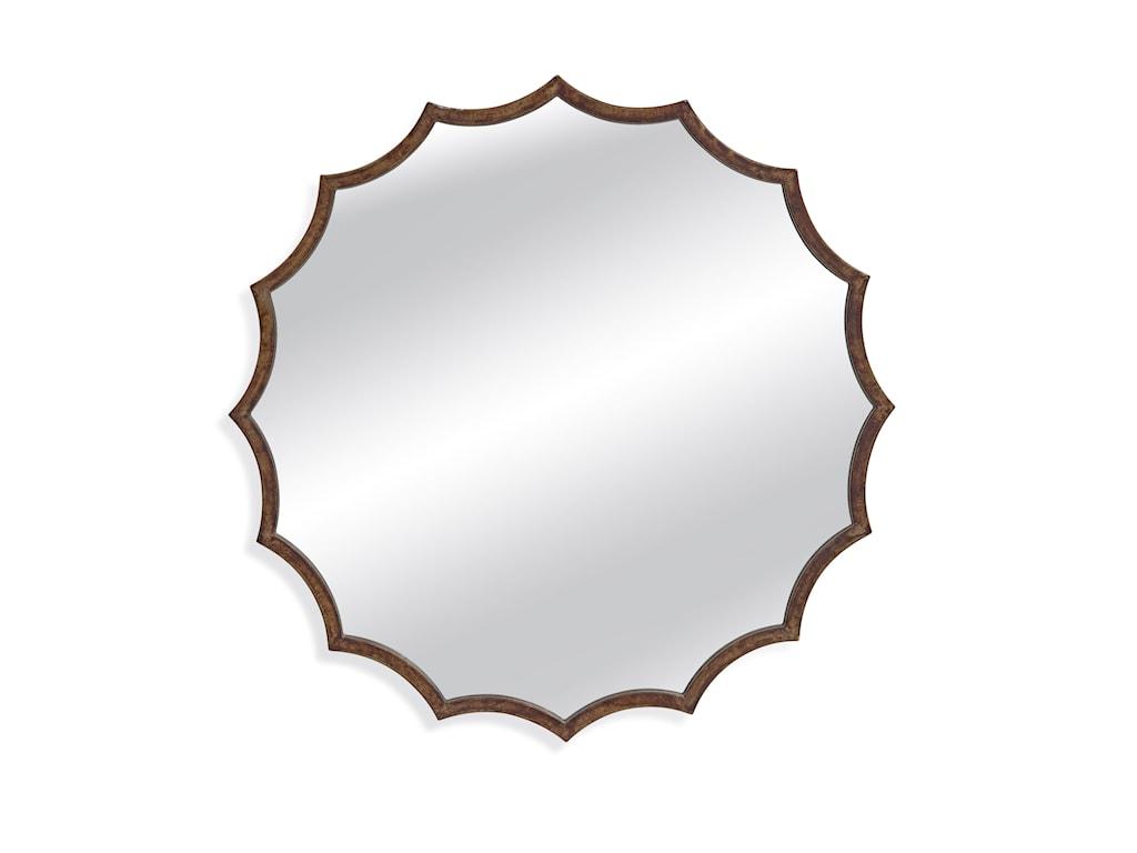 Bassett Mirror Belgian LuxeKeller Wall Mirror