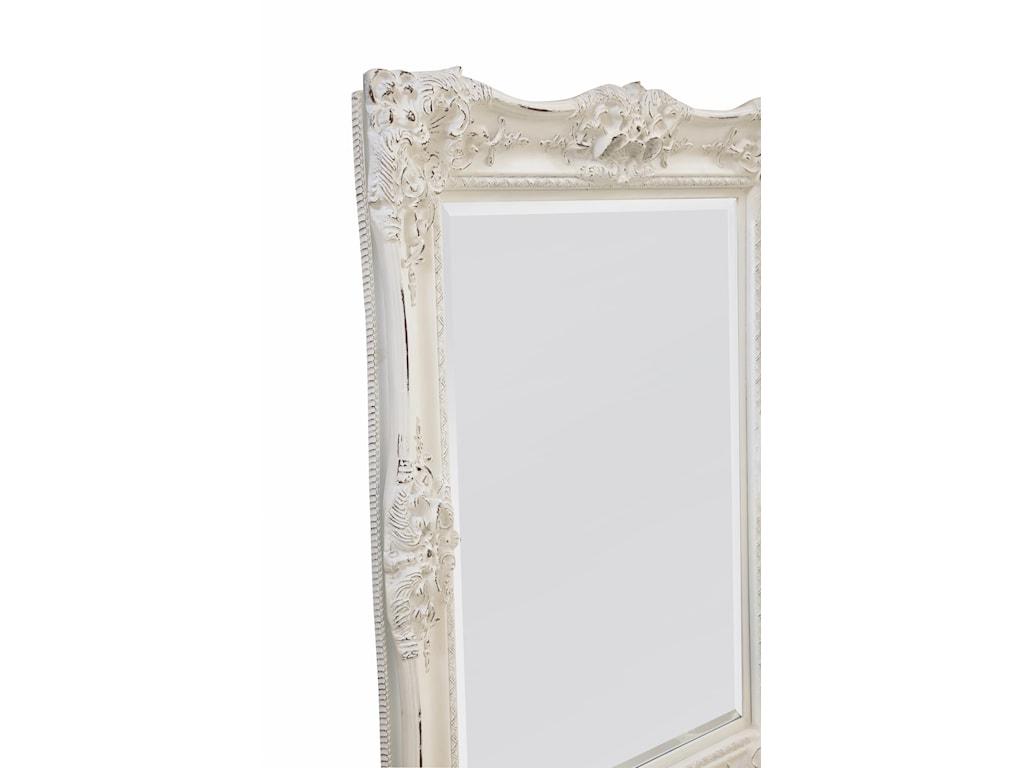 Bassett Mirror Belgian LuxeSanborn Wall Mirror