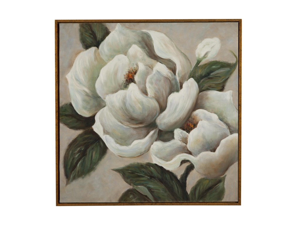 Bassett Mirror Hollywood GlamMagnificent Magnolia