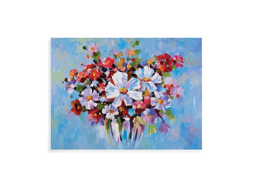 Bassett Mirror Hollywood GlamBold Floral