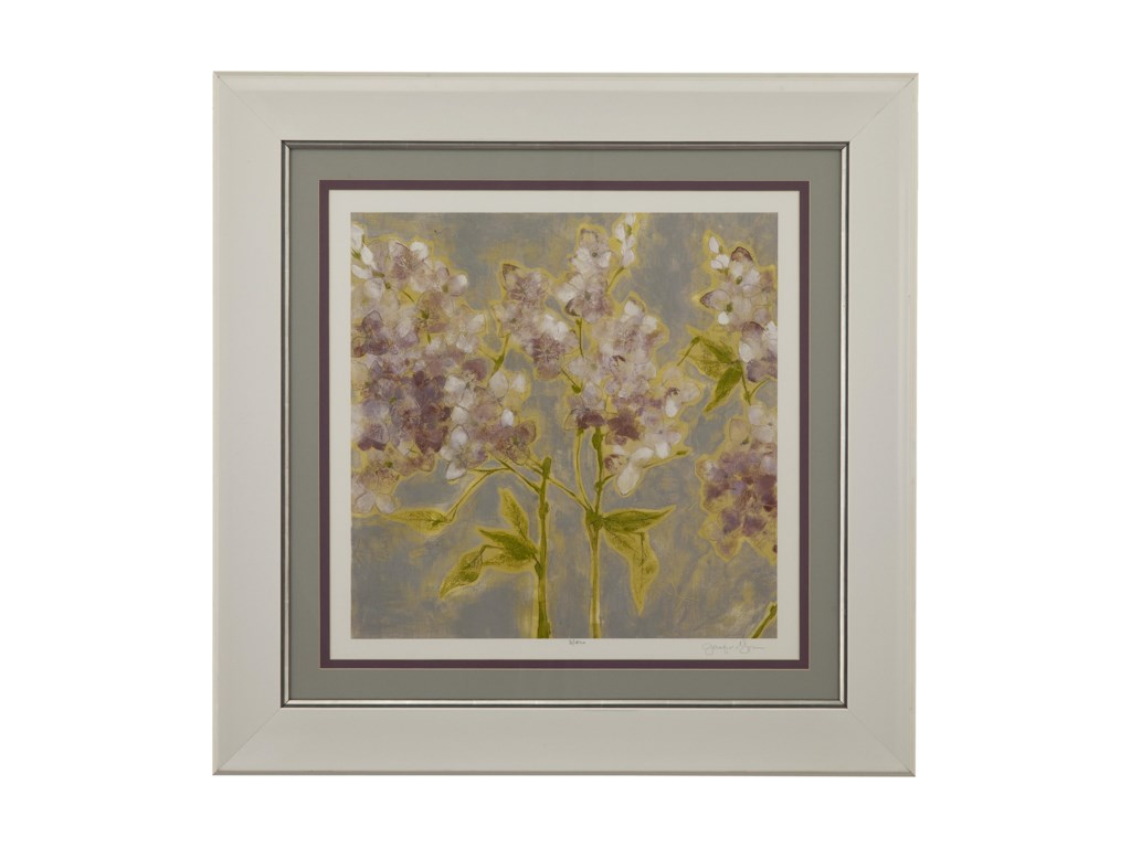 Bassett Mirror Hollywood GlamEtheral Flowers I