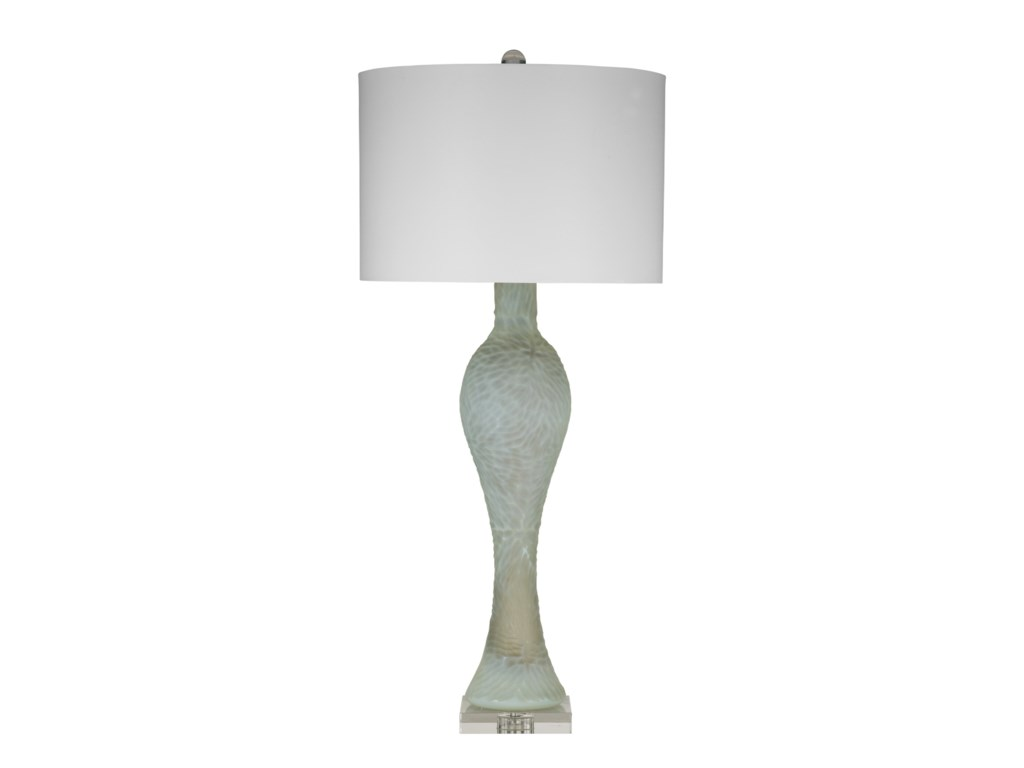 Bassett Mirror Hollywood GlamAiley Table Lamp