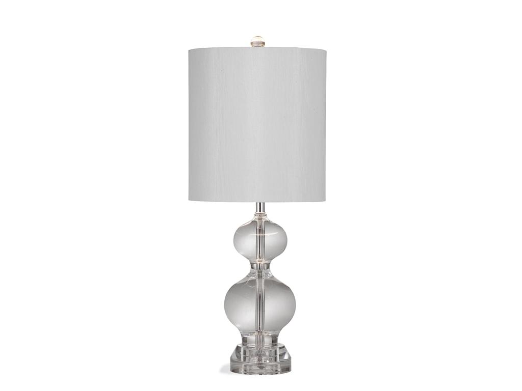 Bassett Mirror Hollywood GlamMaiden Table Lamp