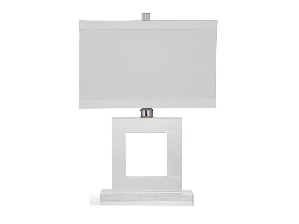 Bassett Mirror Hollywood GlamHilton Table Lamp