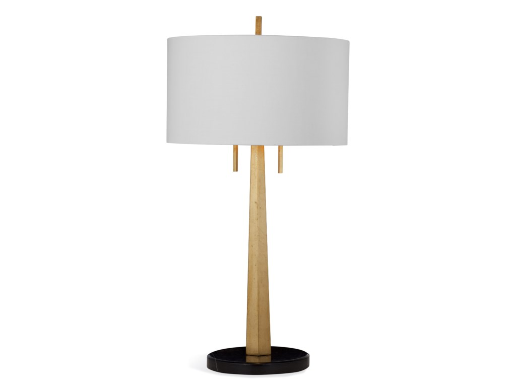 Bassett Mirror Hollywood GlamJustine Table Lamp