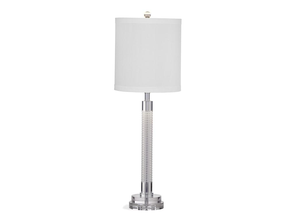 Bassett Mirror Hollywood GlamLauren Table Lamp