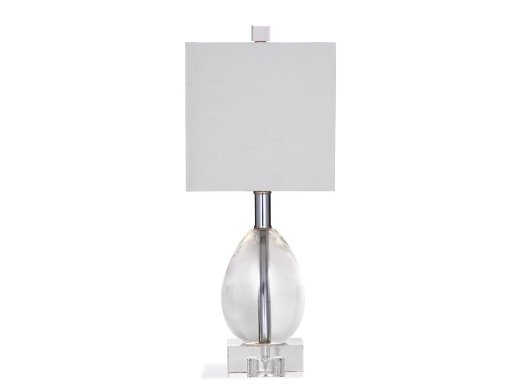 Bassett Mirror Hollywood GlamMaria Table Lamp