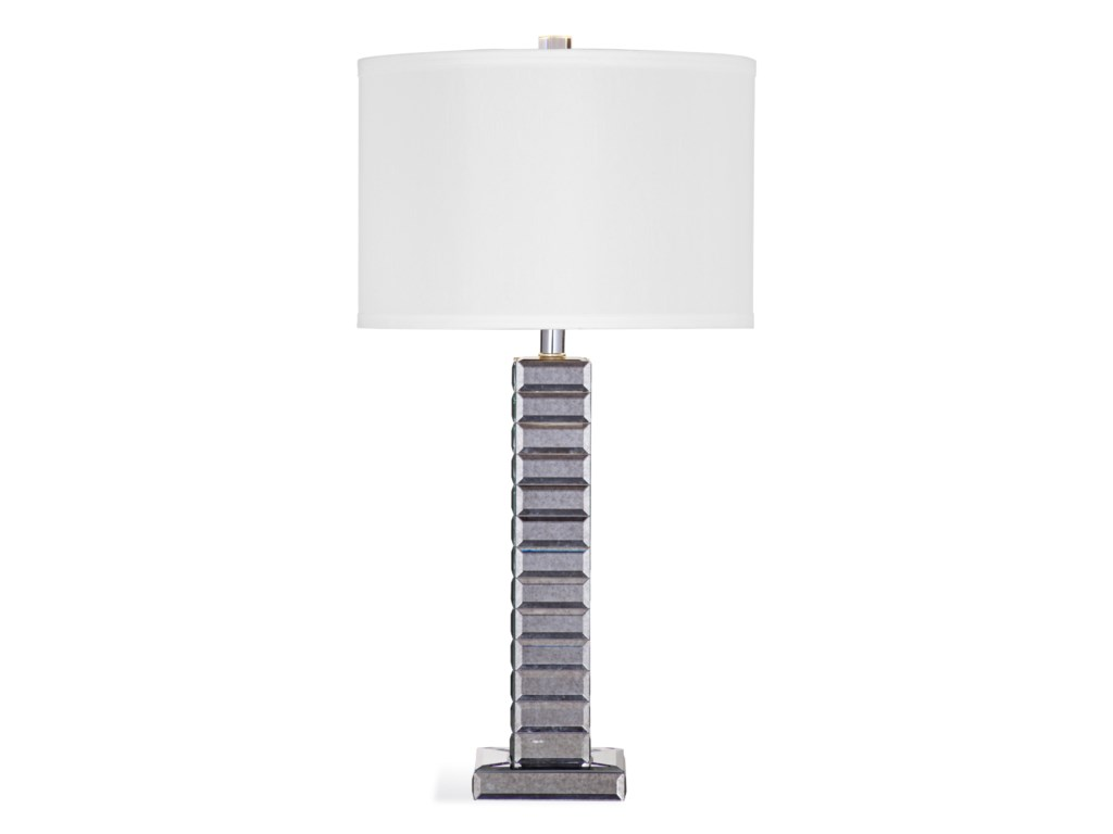 Bassett Mirror Hollywood GlamJillian Table Lamp