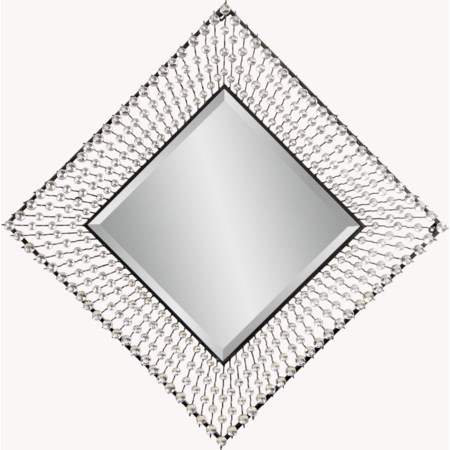 Dazzled Wall Mirror