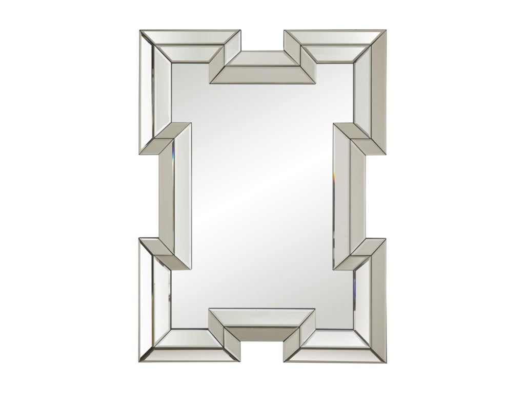 Bassett Mirror Hollywood GlamBohan Wall Mirror