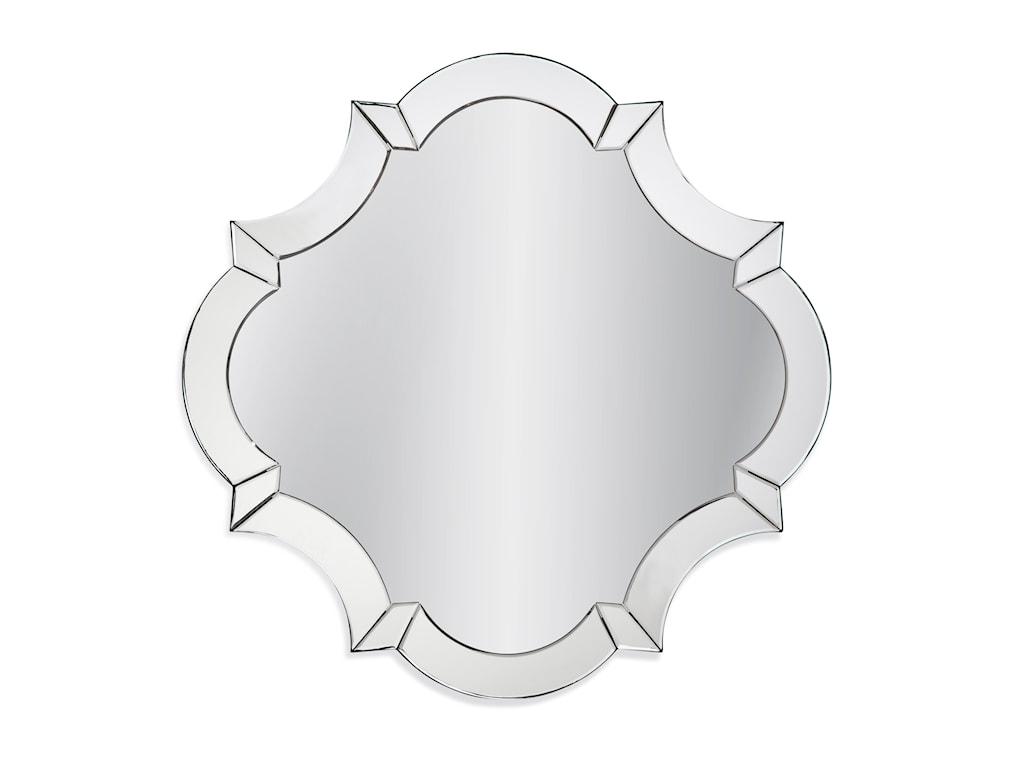Bassett Mirror Hollywood GlamCecilia Wall Mirror