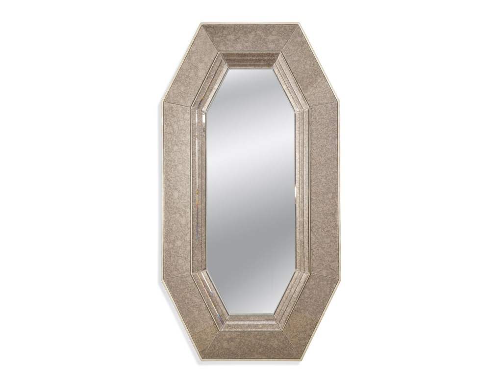 Bassett Mirror Hollywood GlamMonroe Leaner Mirror