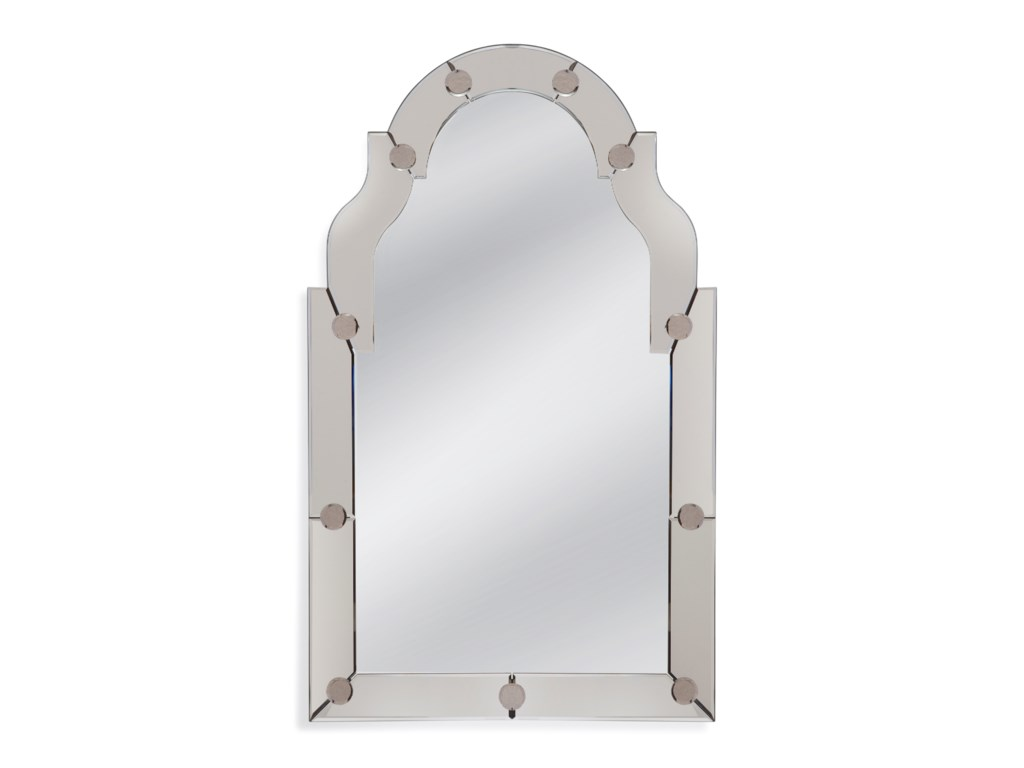 Bassett Mirror Hollywood GlamBrea Wall Mirror