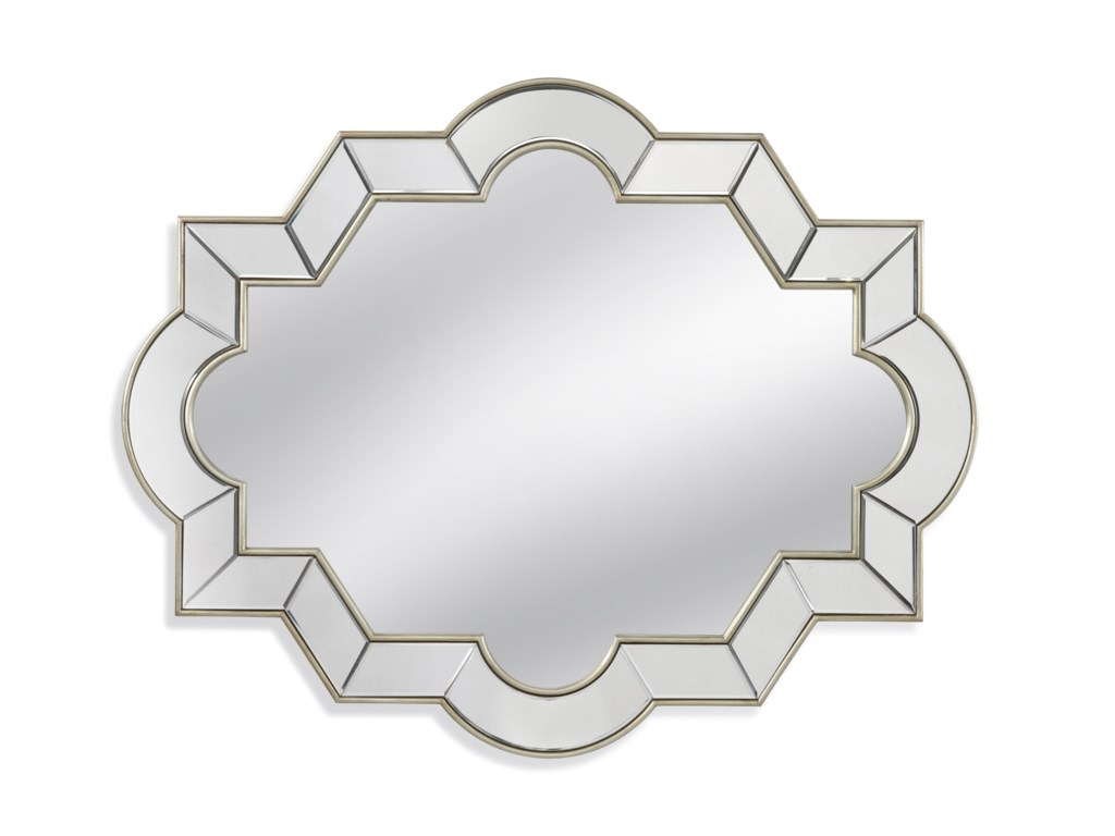 Bassett Mirror Hollywood GlamAzusa Wall Mirror