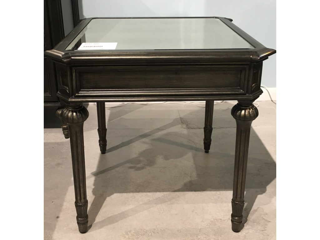 Bassett Mirror Home AccentsMarseille Rectangle End Table
