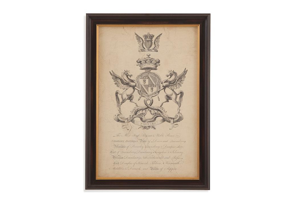 Bassett Mirror Home AccentsPeerage of England IV