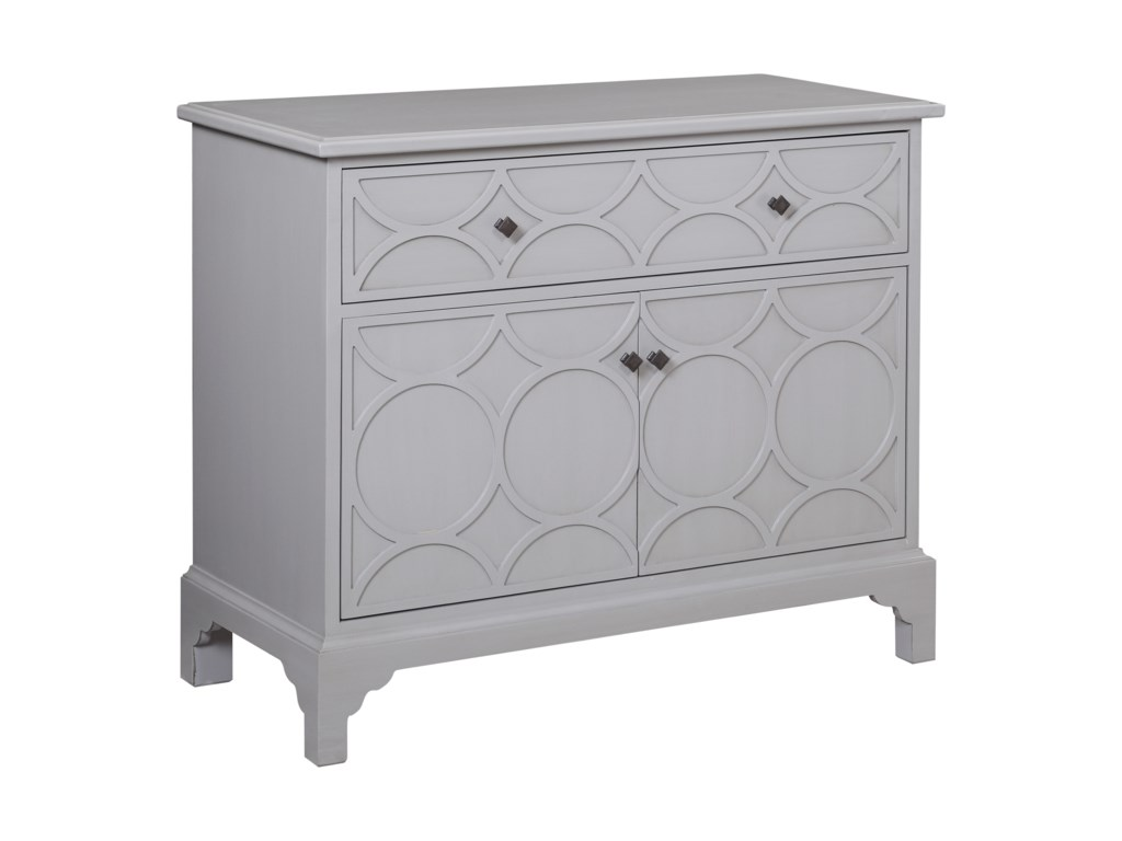 Bassett Mirror In Town A2355 Quinn Hospitality Cabinet Miller Home