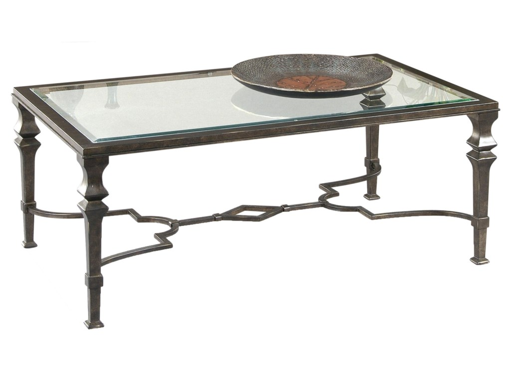 Bassett Mirror LidoCocktail Table