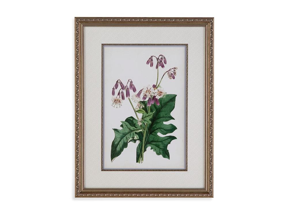 Bassett Mirror Old WorldLavender Florals VII